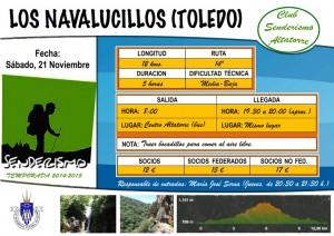 Cartel Navalucillos