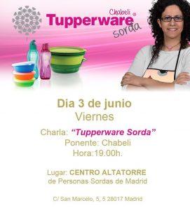 charla tupperware